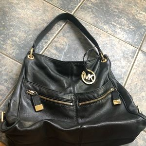 Michael Kors Authentic leather hobo style bag